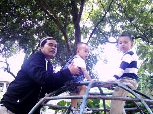 aku & 2 anakku